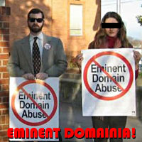 Eminent Domania!