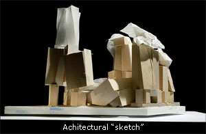 scary gehry